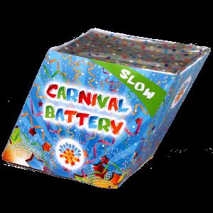 Carnival Battery Slow