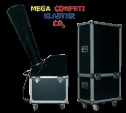 MEGA CONFETI BLASTER CO2